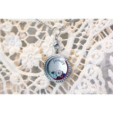 Floating locket - Beautifull Boundaries