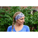 Pink Watermelon Yoga Headband - Beautifull Boundaries