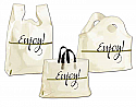 Restaurant Carry Out Bags - Super Wave Bags