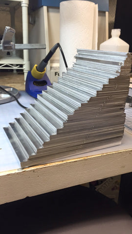 Raw & Powdercoated Aluminum Blanks