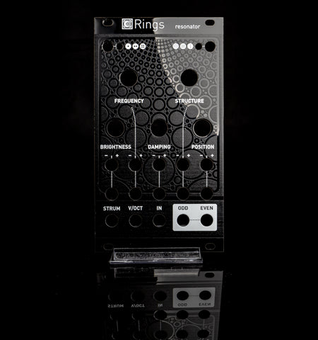 Mutable Instruments: Rings Panel