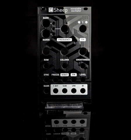 Mutable Instruments: Sheep Panel