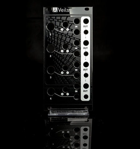 Mutable Instruments: Veils Panel