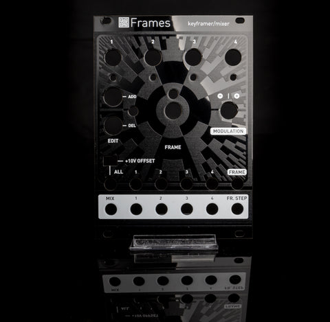 Mutable Instruments: Frames Panel