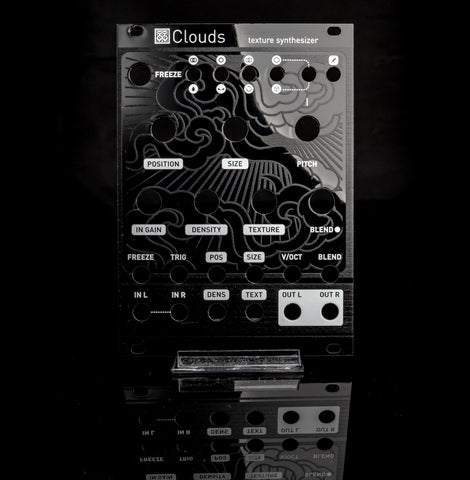 Mutable Instruments: Clouds Panel