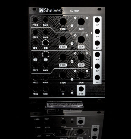 Mutable Instruments: Shelves v1 Expanded Panel