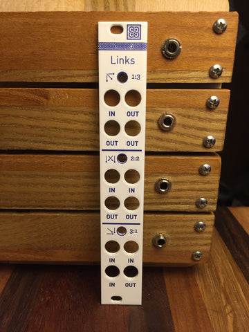 Mutable Instruments: Links Panel