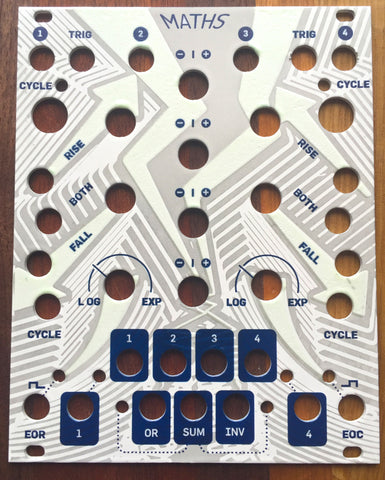 Make Noise - MATHS ver2 Panel
