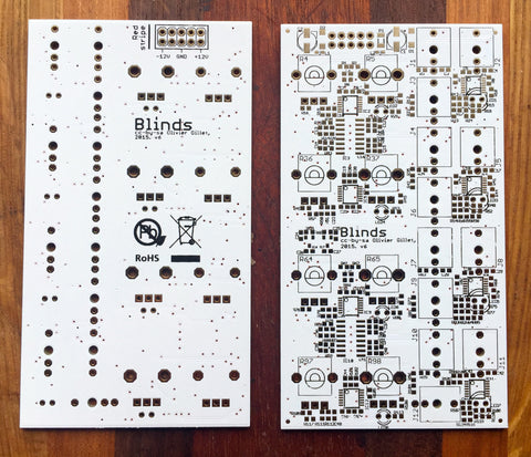 Mutable Instruments PCBs