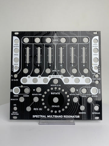 4ms- Spectral Multiband Resonator Panels