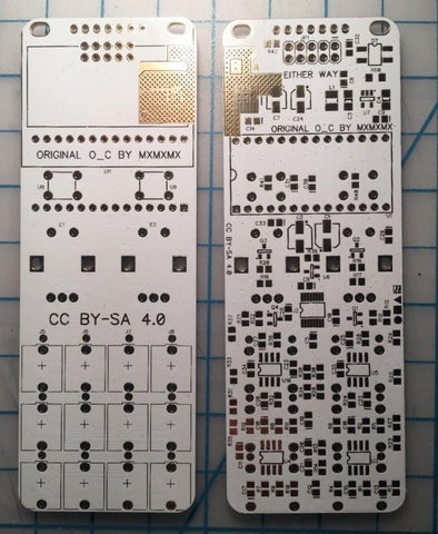 micro Ornament and Crime PCB