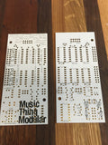 Music Thing Modular : Turing Machine Version 2 PCB, Raw Panel & Kits