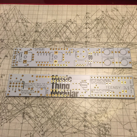 Music Thing Modular: Radio Music PCB