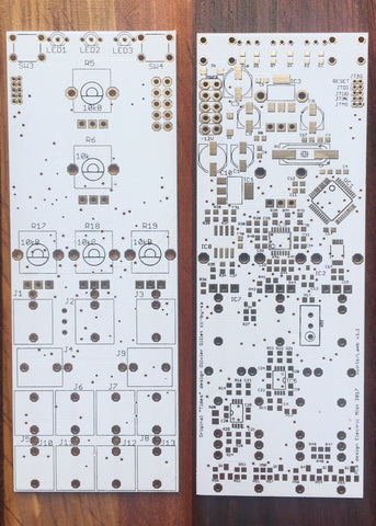 Magpie Modular: microTides PCB