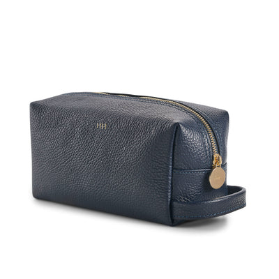 NEW! Leather Men's Washbag - LRM