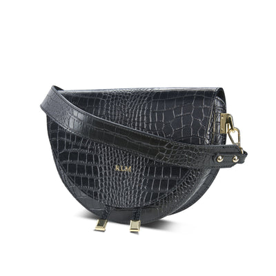 The Darcie - Half Moon Cross Body Bag - LRM Goods