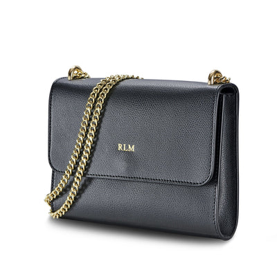 The Eva Chain Clutch Bag - LRM