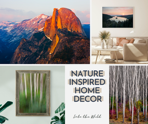 Nature Inspired Wall Art: