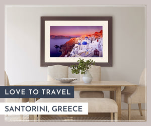 Love to Travel: Santorini, Greece