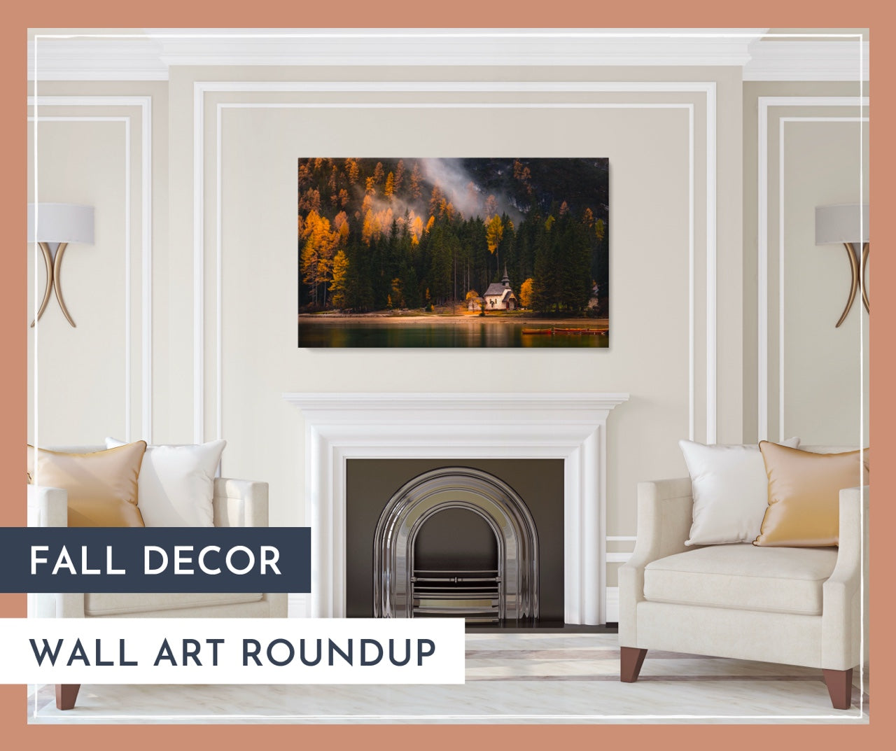 Fall Decor: Wall Art Roundup