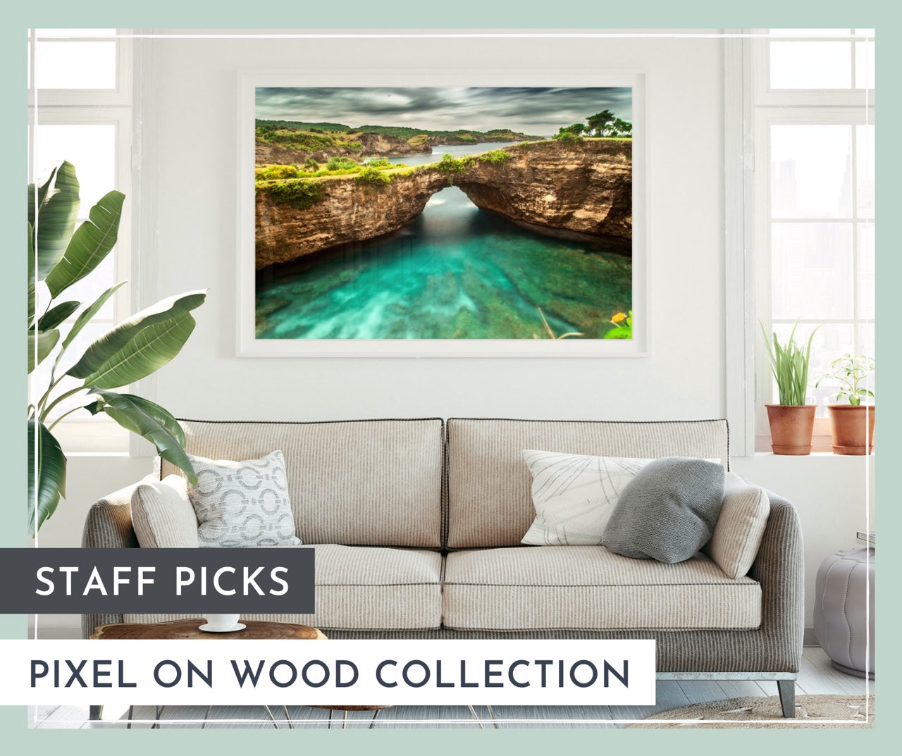 Staff Picks: Pixel On Wood