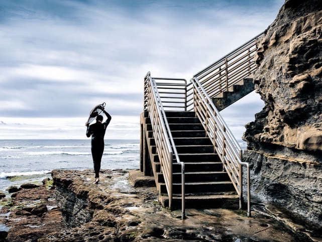 Surf Photo Art Prints