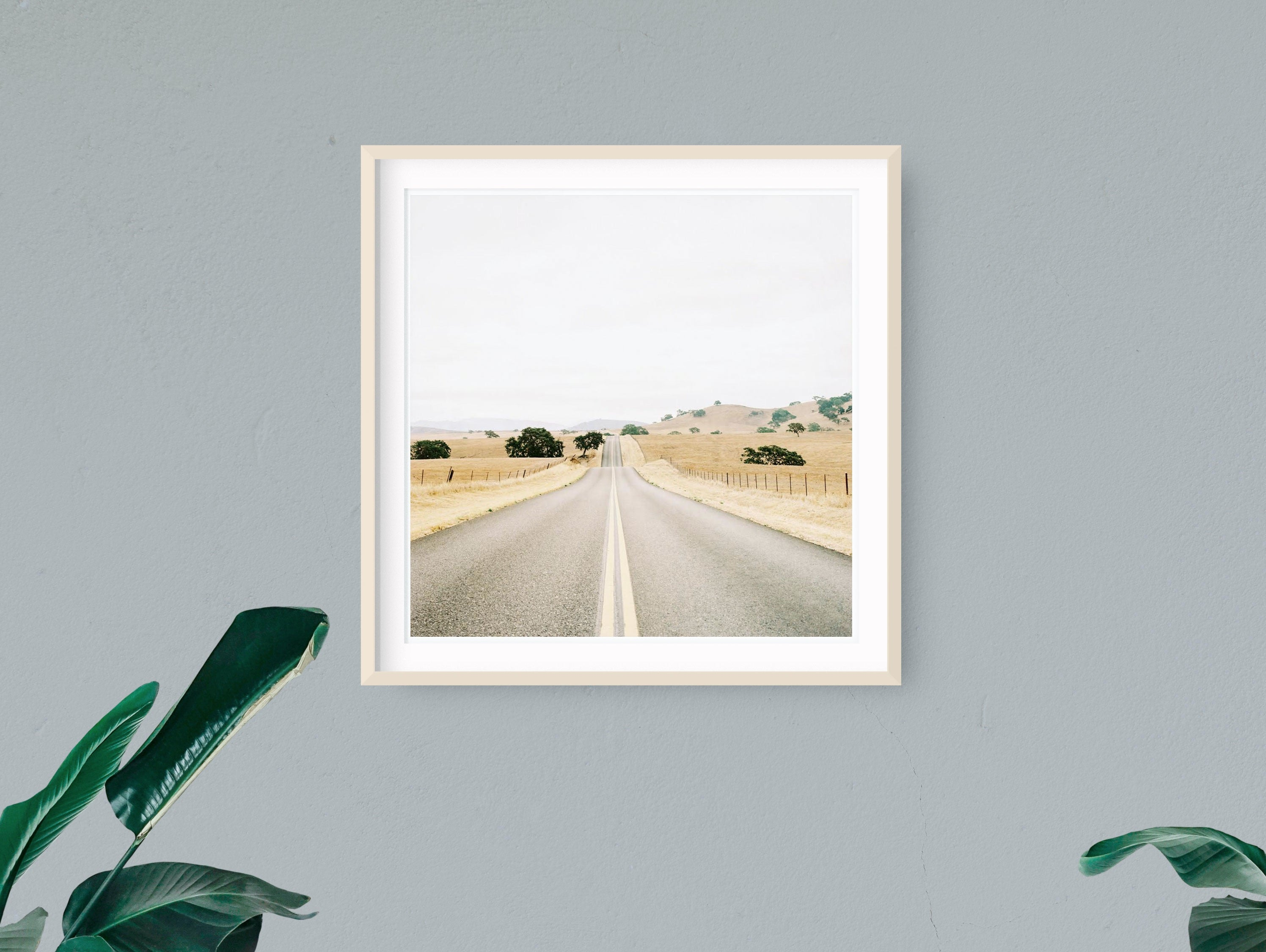 Road Trip Framed Photo
