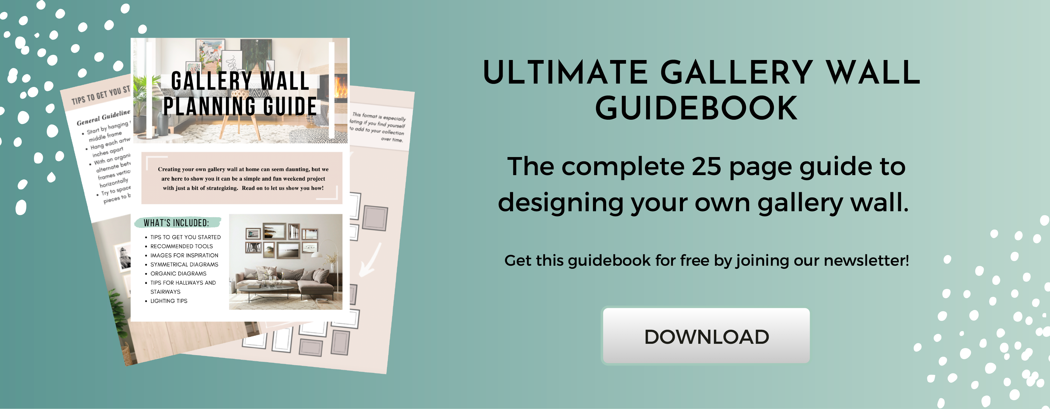 Download Gallery Wall Guidebook