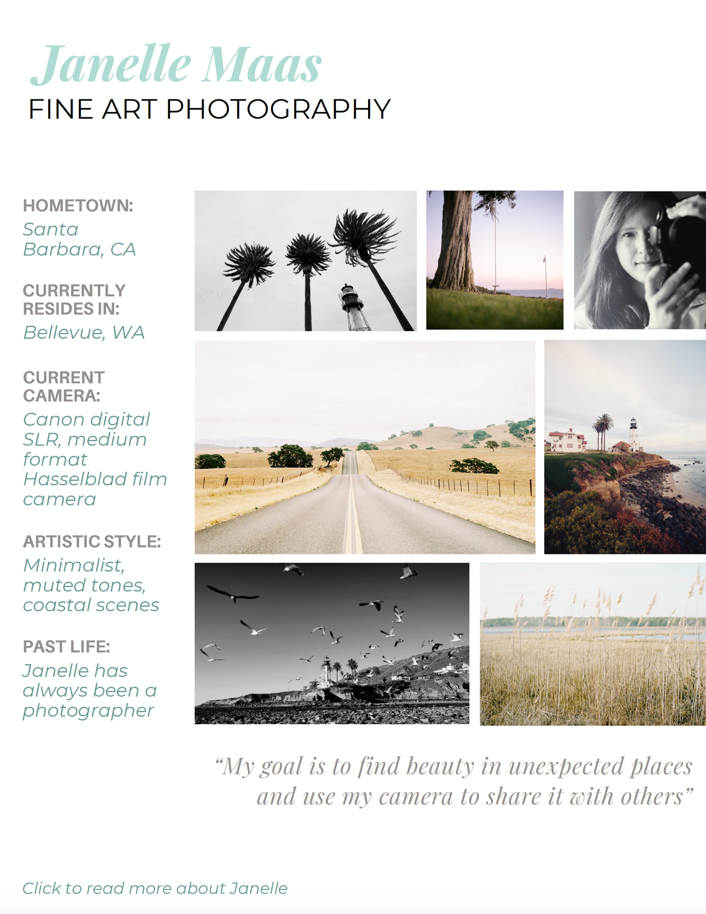 Meet our Photographers – MK Envision Galleries