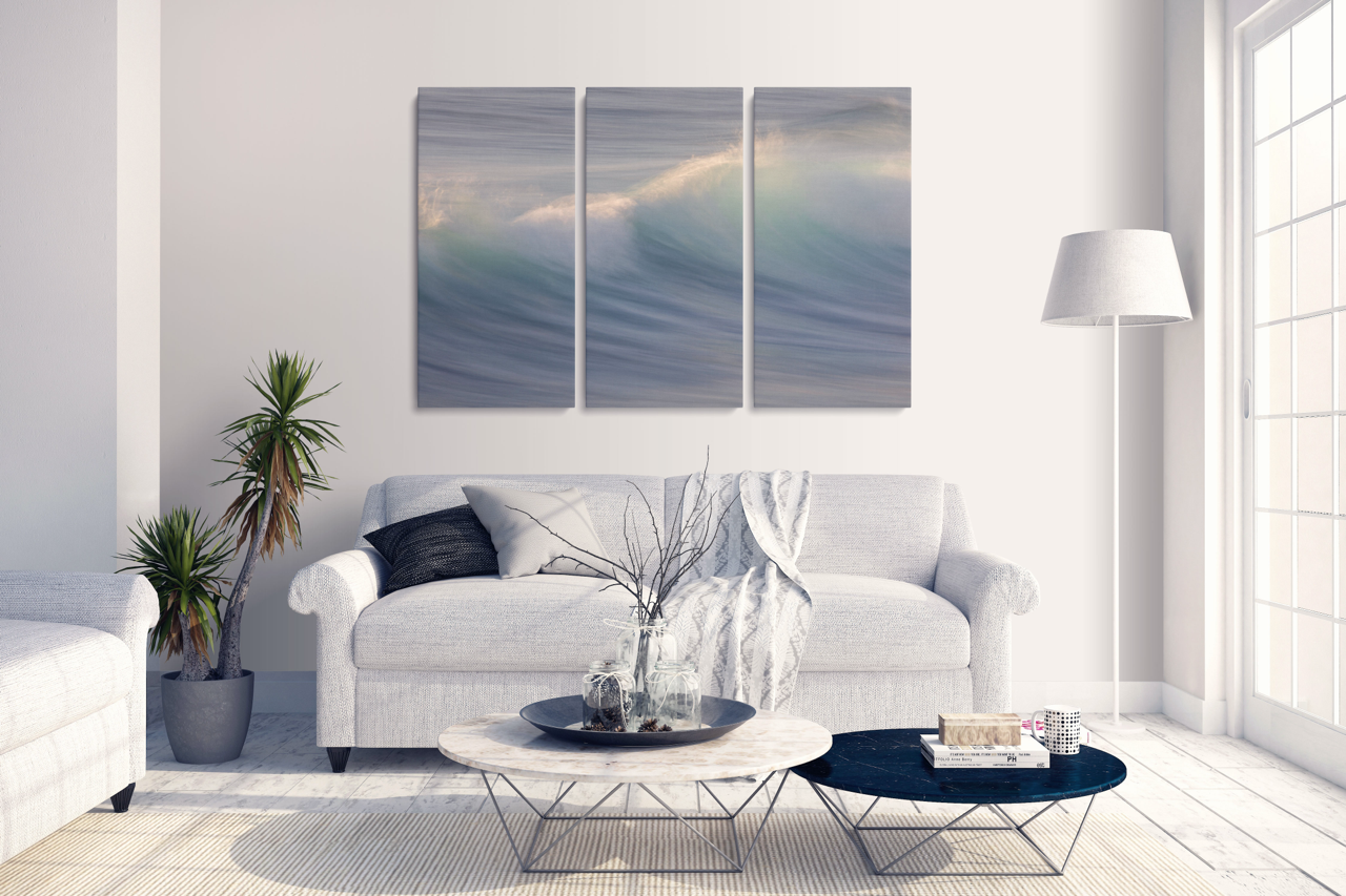 Wall Art Ocean Waves