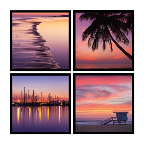 Coastal Sunset Collection
