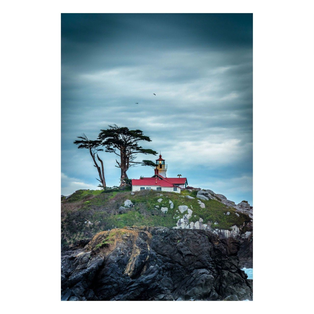 "Fine Art Prints - ""Battery Point"" 
