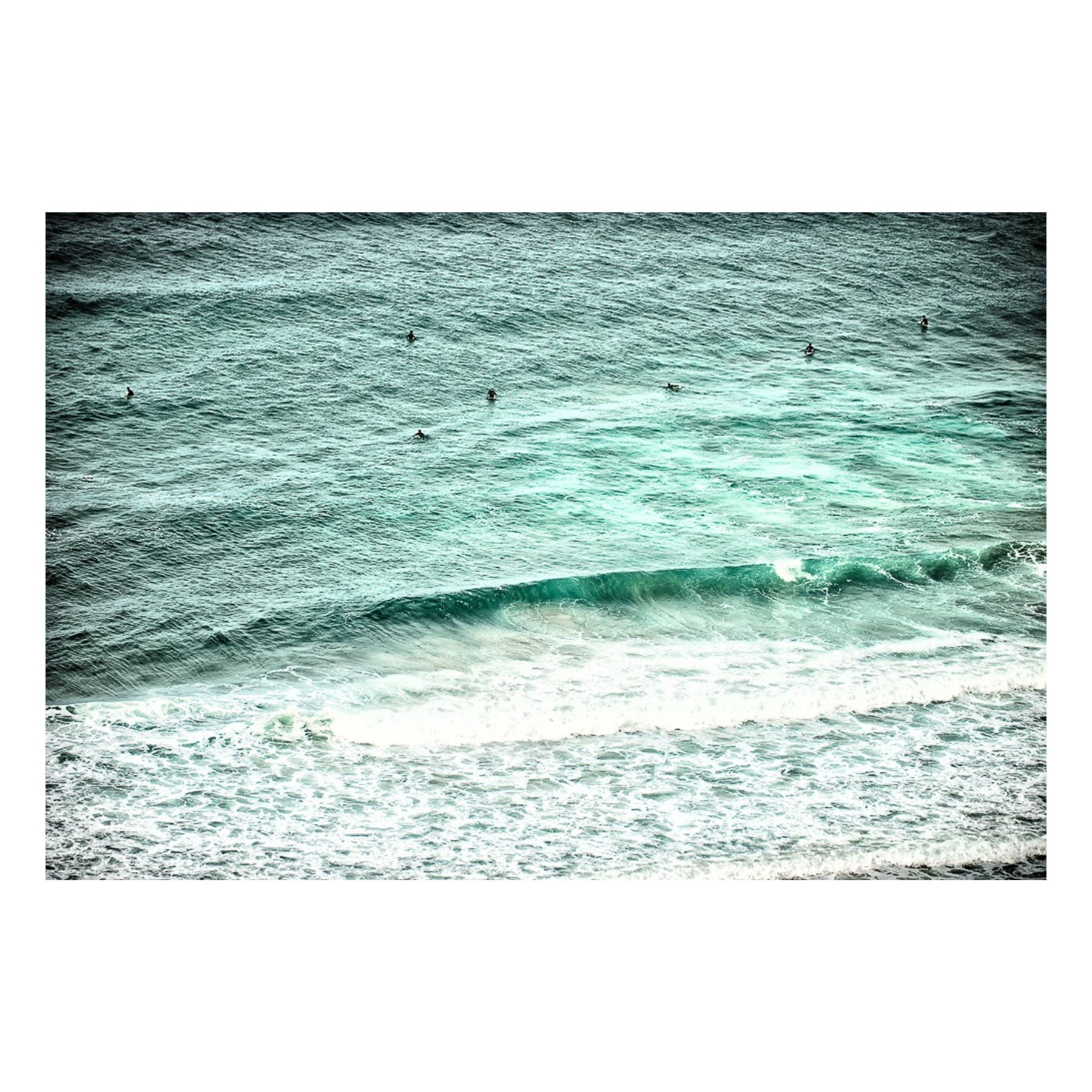 Fine Art Prints - Black's Beach Surfers