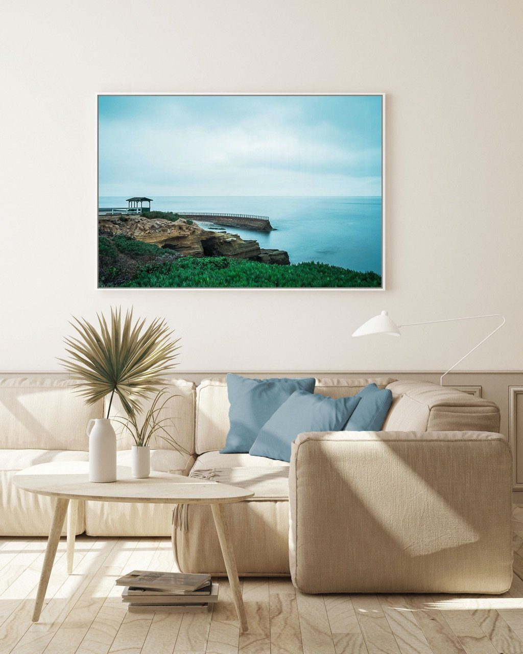 "Fine Art Prints - ""Blue Serene"" 