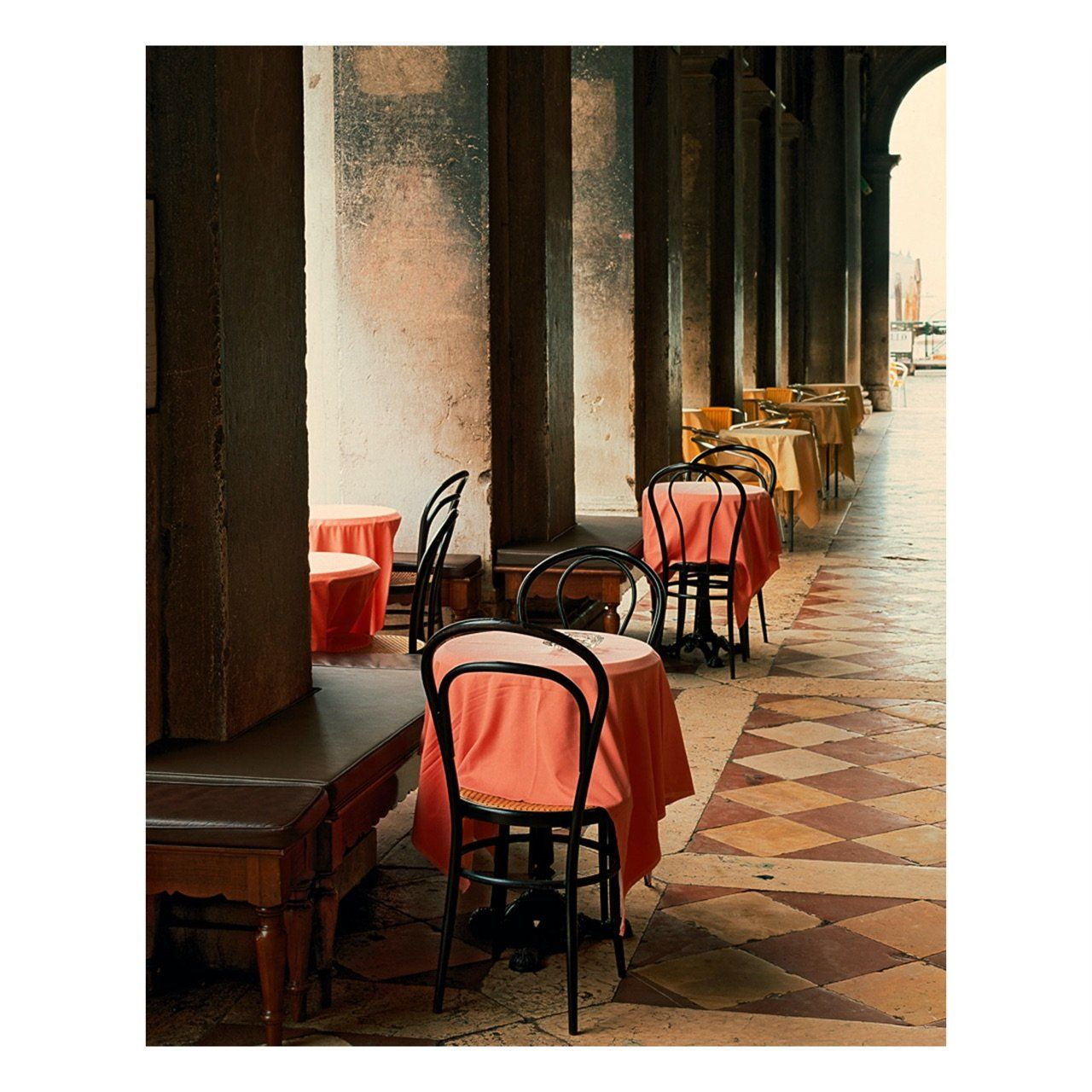"Fine Art Prints - ""Cafe Arcade"" 
