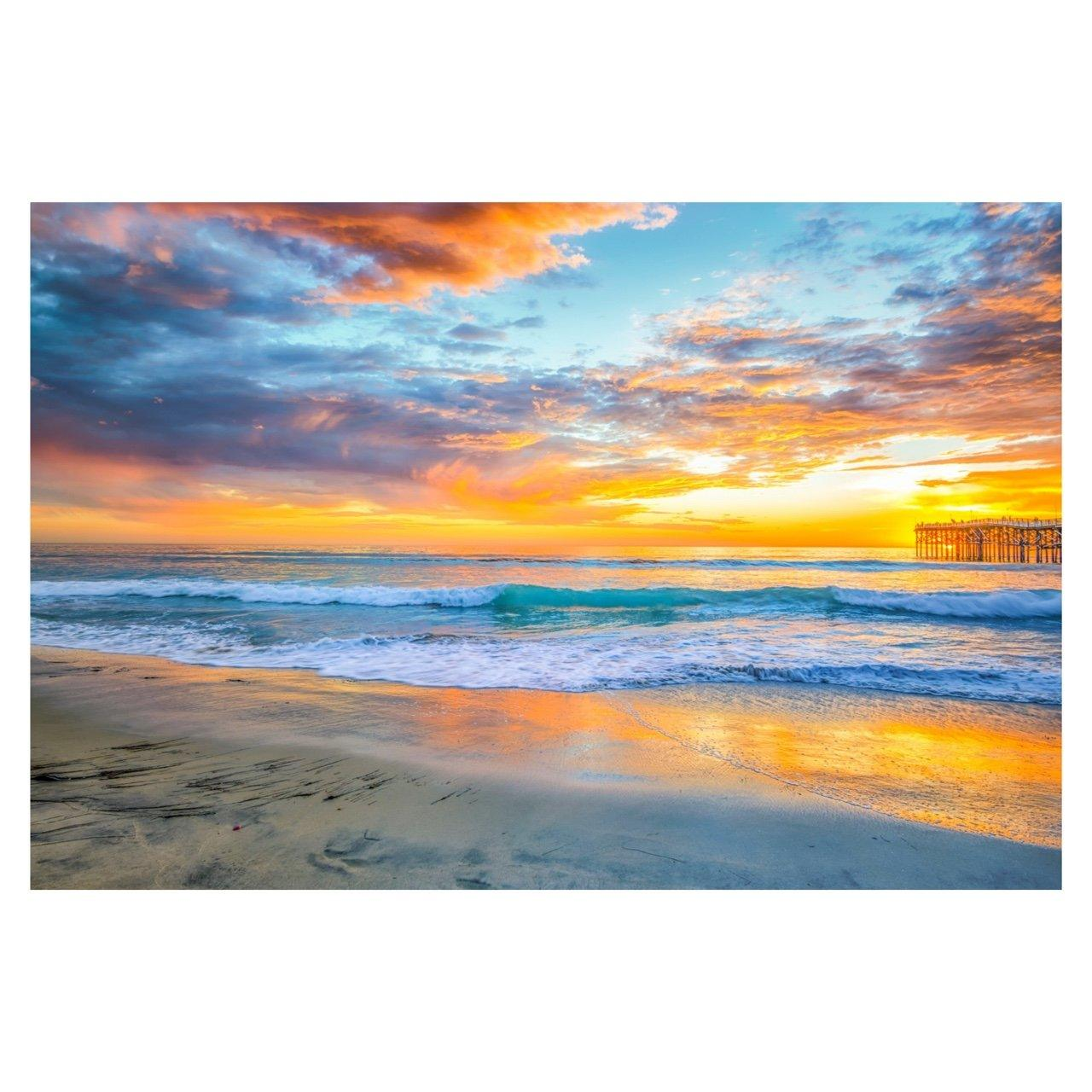 "Fine Art Prints - ""California Love Summer Sunset"" 