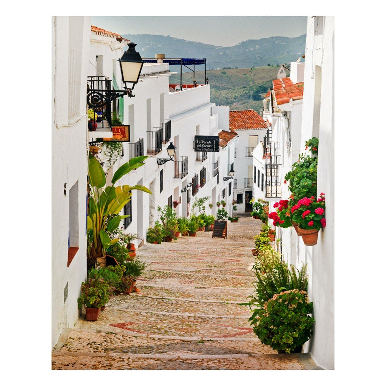 "Fine Art Prints - ""Calle De Blanco"" 