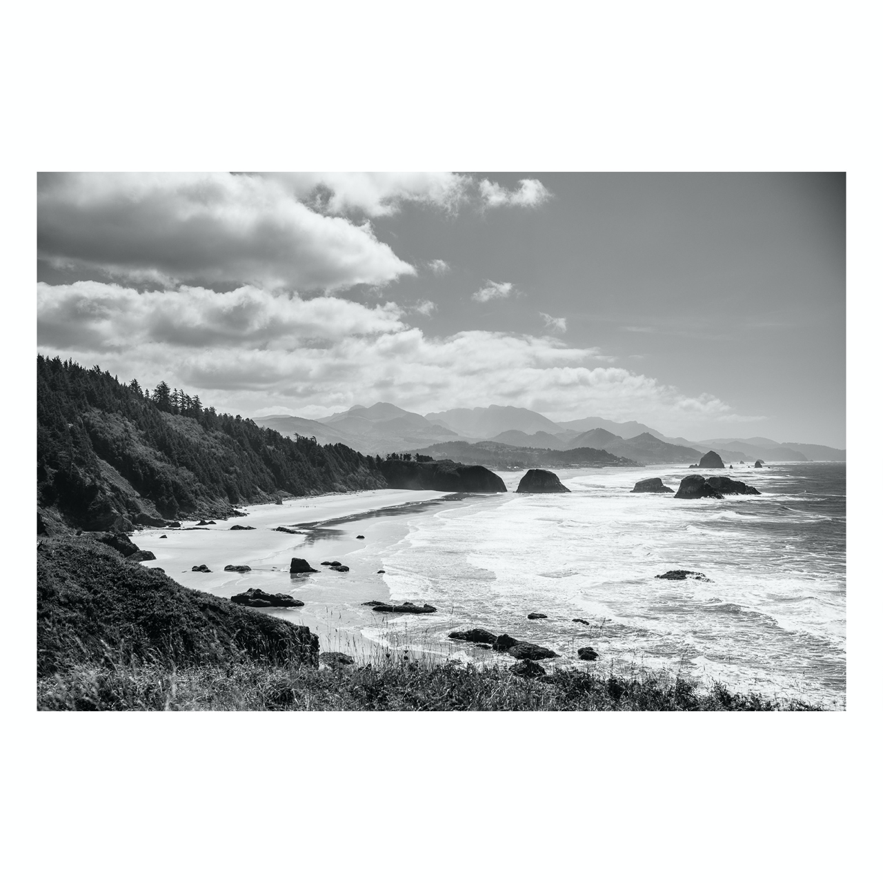 "Fine Art Prints - ""Crescent Beach"" 
