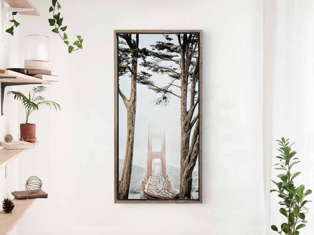 Fine Art Prints - Golden Gate