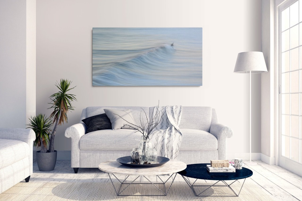 "Fine Art Prints - ""Groovy Wave"" 