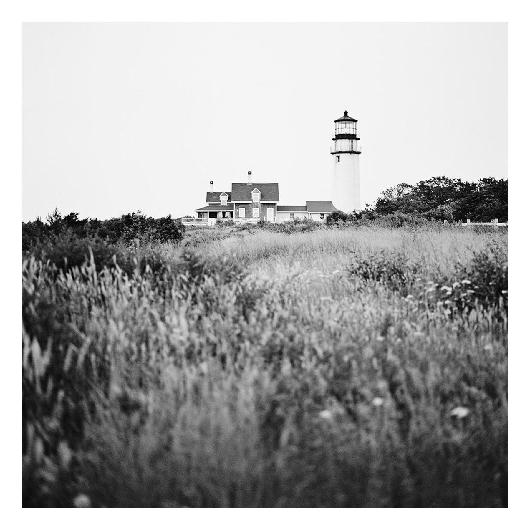 "Fine Art Prints - ""Highland Lighthouse"" 