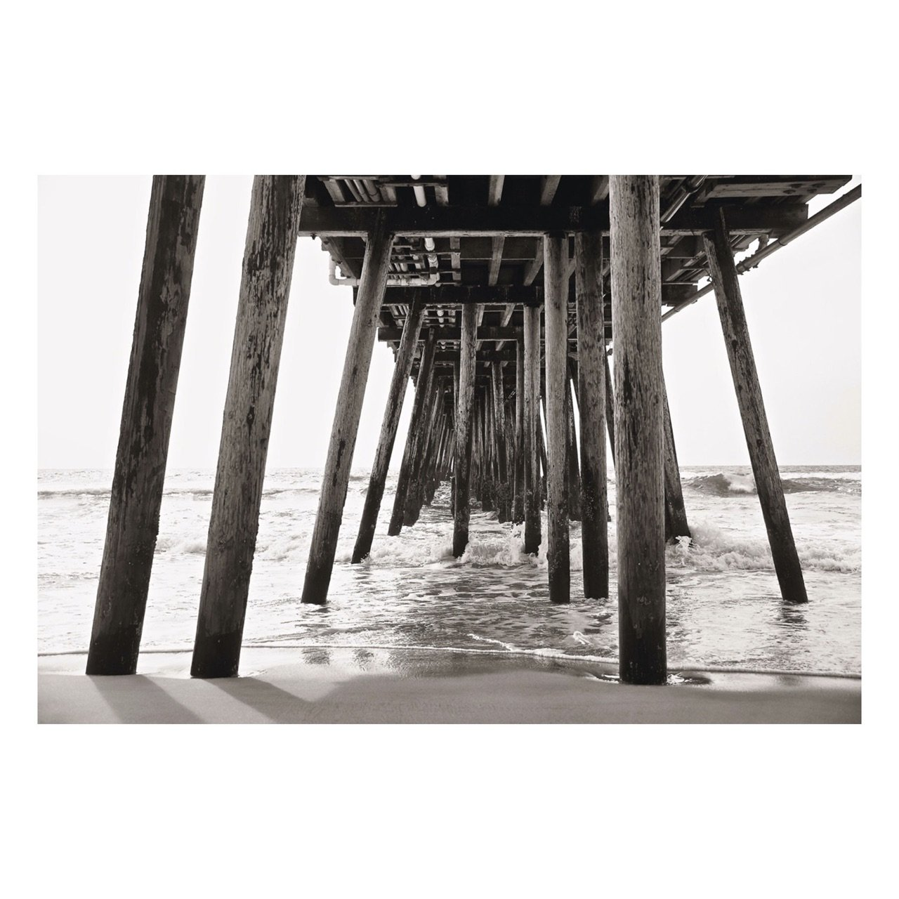 "Fine Art Prints - ""Infrastructure"" 