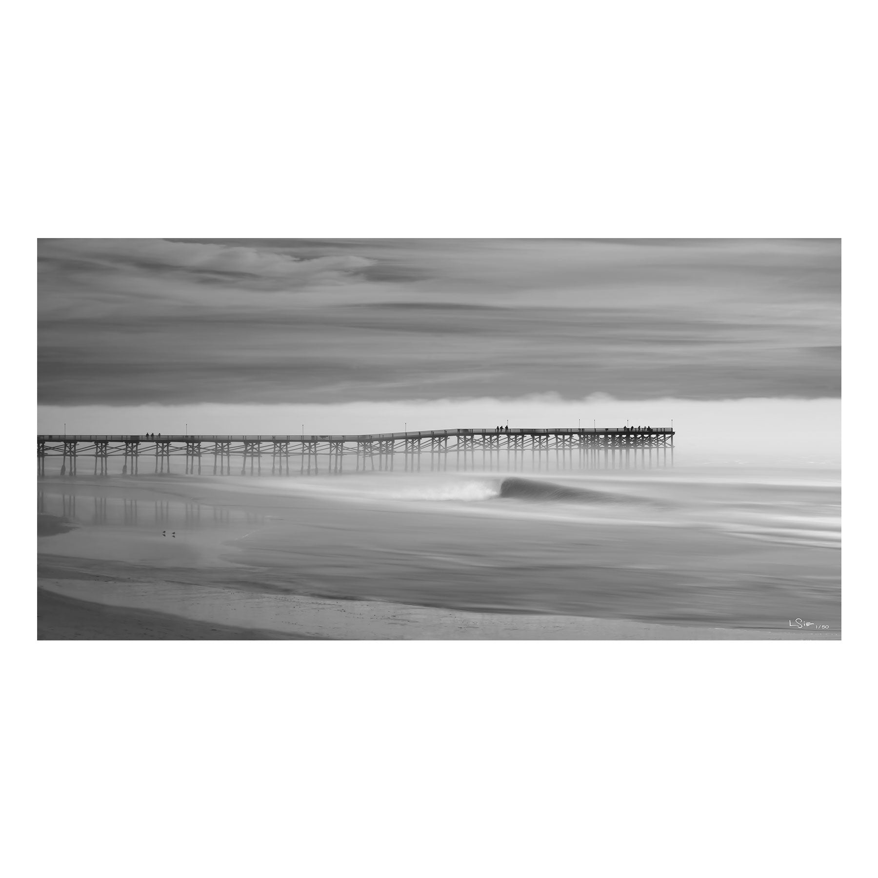 "Fine Art Prints - ""Laced In White"" 