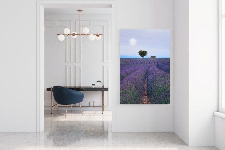 "Fine Art Prints - ""Lavender Eve"" 