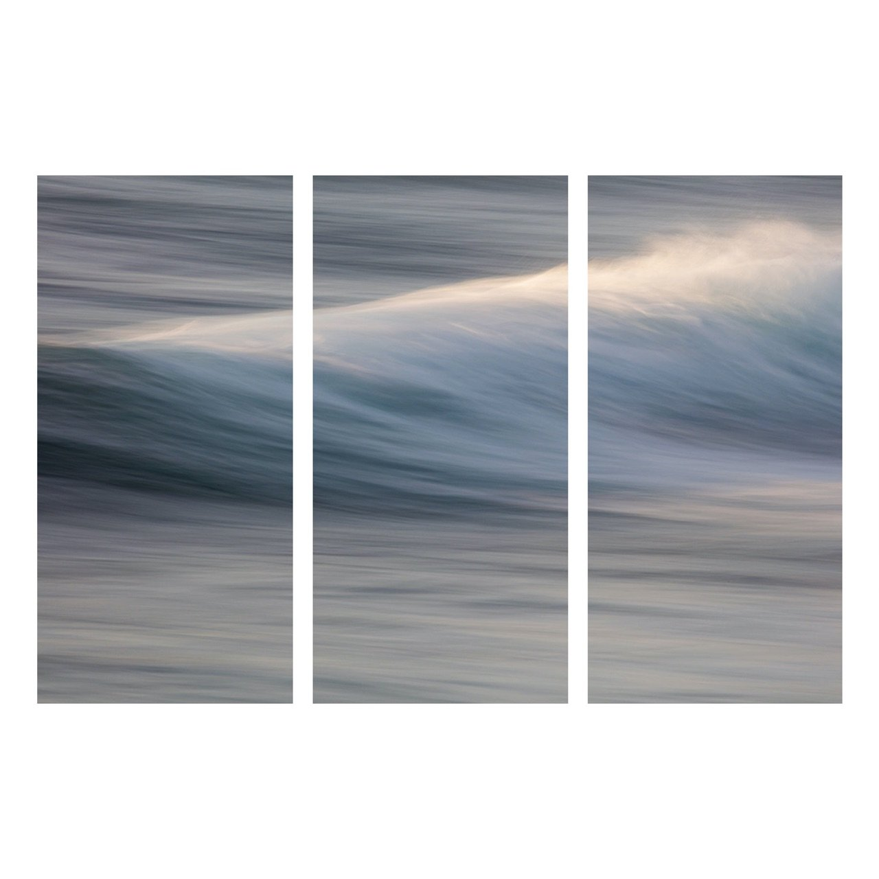 "Fine Art Prints - ""Light Spray Triptych"" 