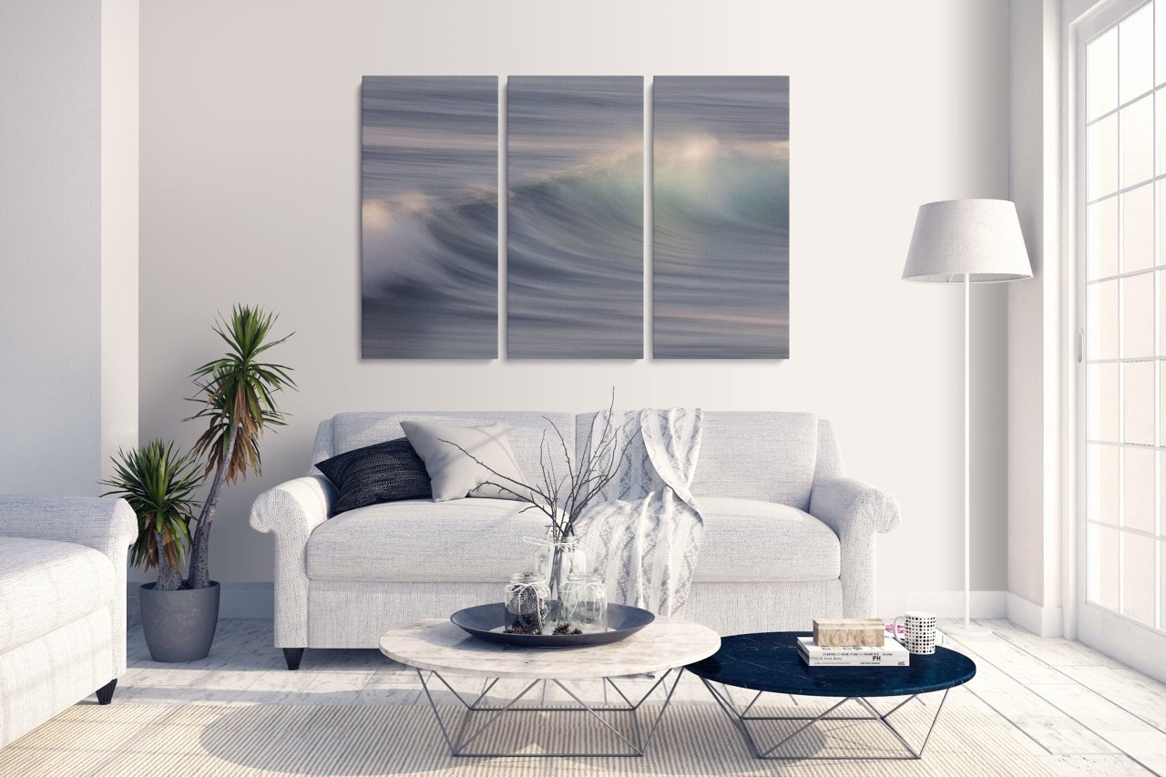 "Fine Art Prints - ""Morning Light Triptych"" 
