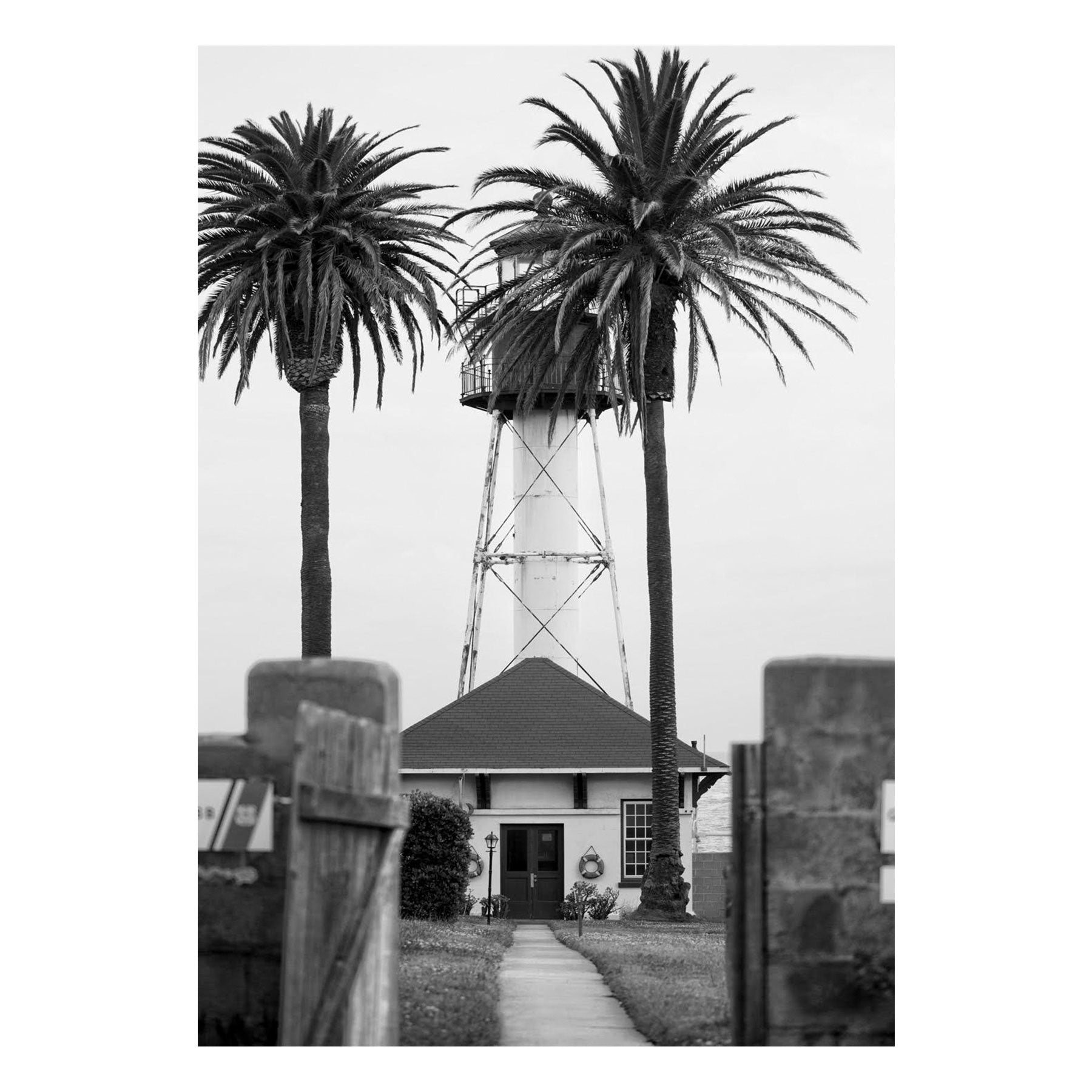 "Fine Art Prints - ""New Point Loma Lighthouse"" 