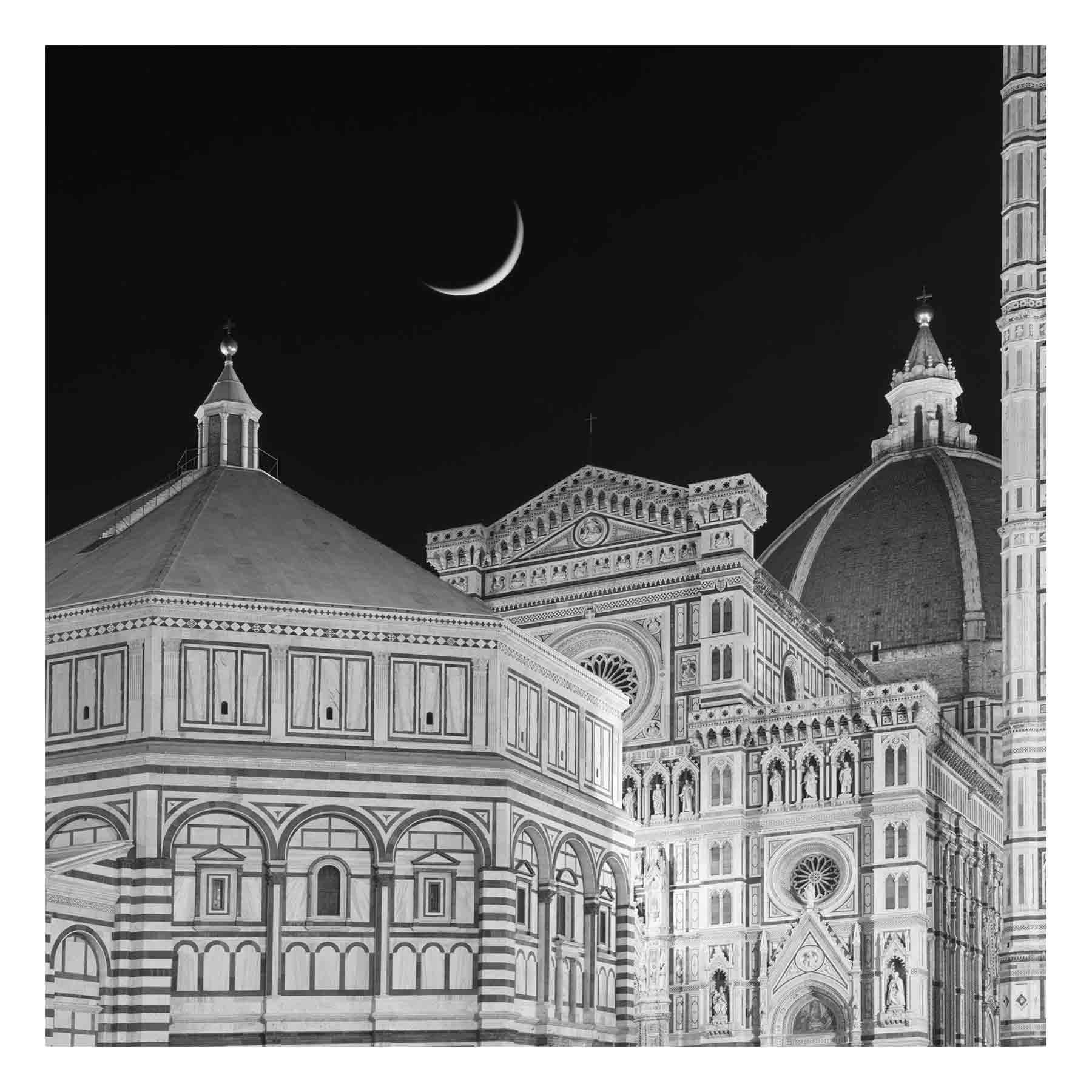 "Fine Art Prints - ""Night At The Duomo"" 