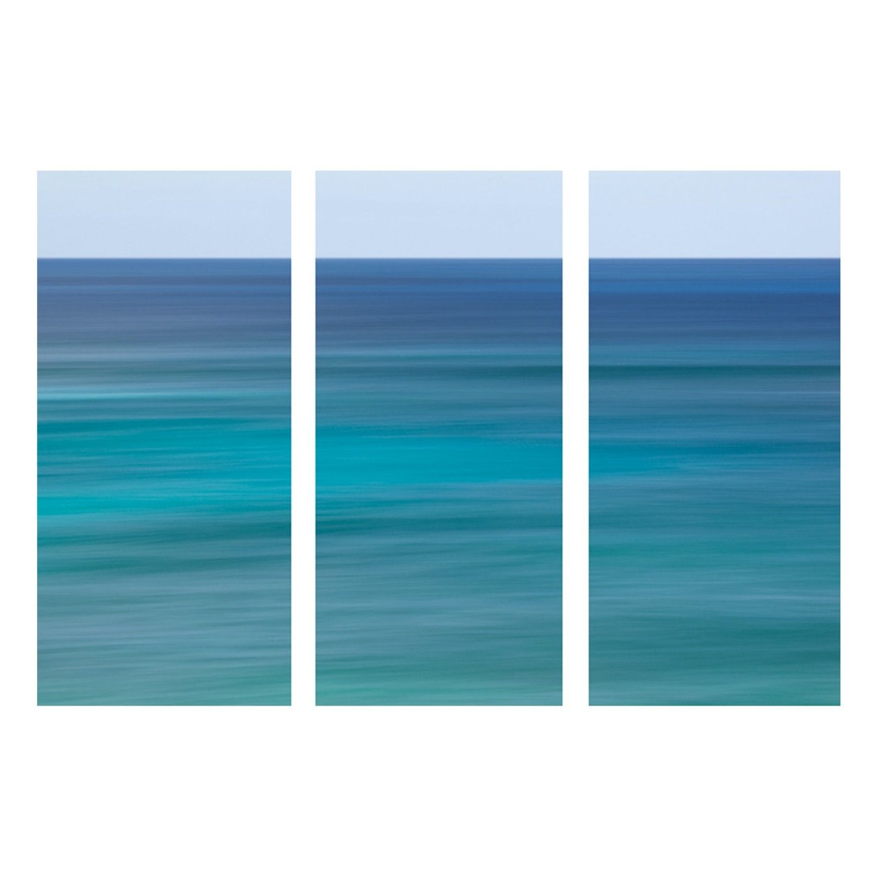 "Fine Art Prints - ""Ocean Colors Triptych"" 