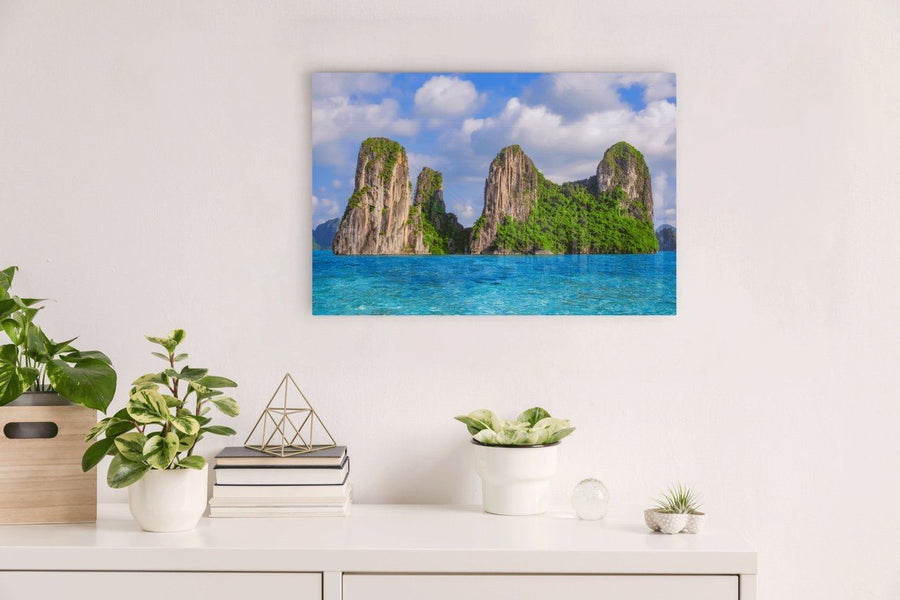 "Fine Art Prints - ""Paradise In Halong Bay"" 